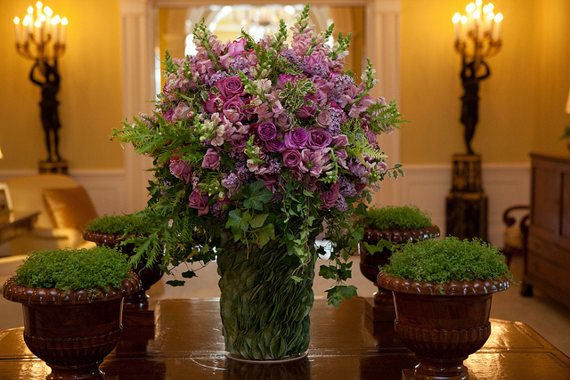 White House Chief Floral Designers