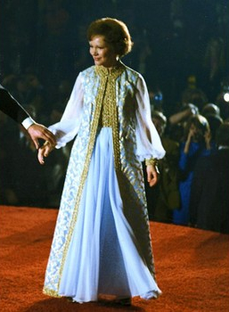 50 Years of Inaugural Gowns