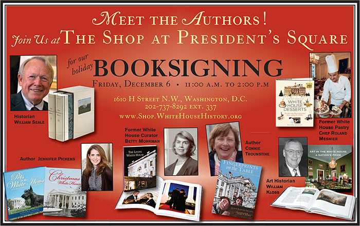 Join Us for Our Holiday Book Signing