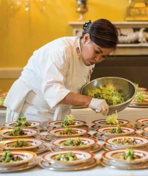 7 Servings of Work Wisdom from White House Chef Cristeta Comerford