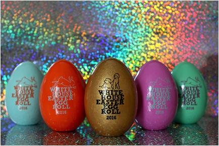 2016 White House Commemorative Easter Eggs