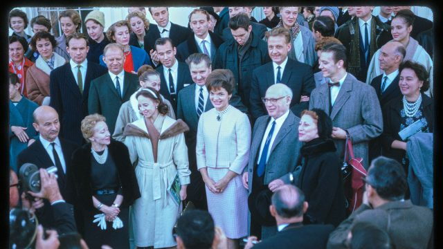Mrs. Kennedy and the White House Historical Association